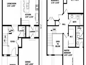 modern floor plans for homes modern 2 story house floor plan 2 story modern house