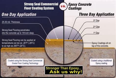 epoxy floor products the garage organization company of