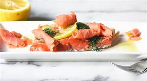Slow Roasted Salmon With Smoked Salmon Rollups Recipe