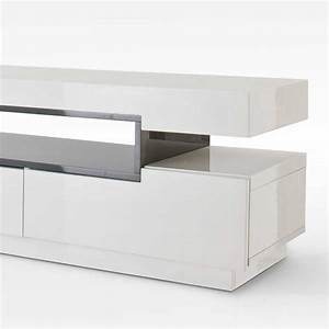 Weiß Hochglanz Sideboard : tv sideboard laxie in wei hochglanz 200 cm breit ~ A.2002-acura-tl-radio.info Haus und Dekorationen