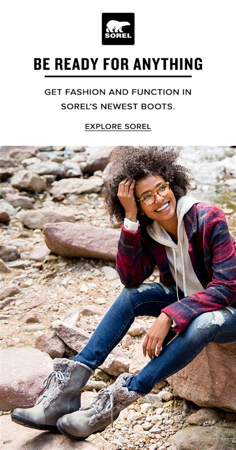 Use this tool to find the nearest location for you. Buckle.com: >> Win Free Sorel Boots