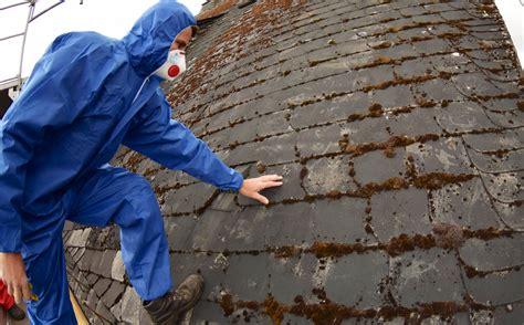 asbest reinigen verboten bautippnet