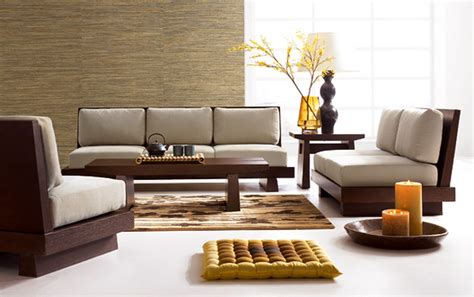 Wooden Sofa Designs For Living Room Alluring Modern Living