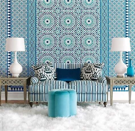 decoration zellige salon marocain traditionnel