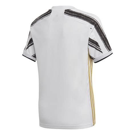 JUVENTUS JUNIOR HOME KIT 7-16 years 2020-21   CalcioItalia.com