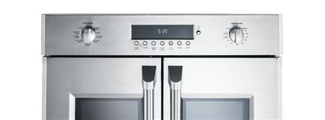 ge announces  monogram zetfhss french door wall oven reviewed ovens ranges