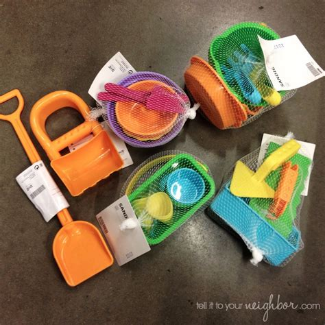 Jual Ikea Utspadd Cetakan jual mainan anak cetakan baking set pasir ikea sandig set