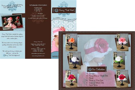 Brochure Design For Boutiques by Print Design Marketing Materials Company Branding