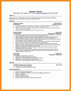 11 sample resume for loan processor azzurra castle grenada With mortgage loan processor resume template