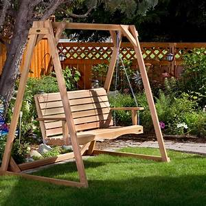 Porch Swings By All Things Cedar
