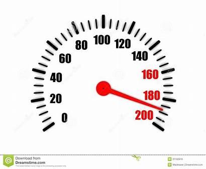 Speedometer Speed Snelheidsmeter Snelheid Hoge Een Clipart