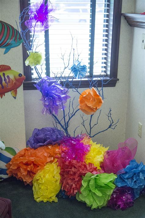 Vbs Decorations - the sea decorating ideas for vbs search