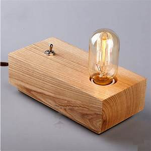 Aliexpress com : Buy Vintage Loft Edison Bulbs Wooden