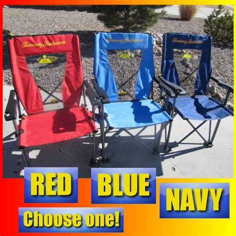 bahama folding chair cing outdoor garden ebay