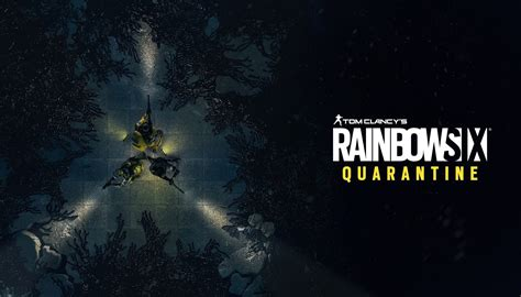 Rainbow Six Quarantine S'officialise En Vidéo