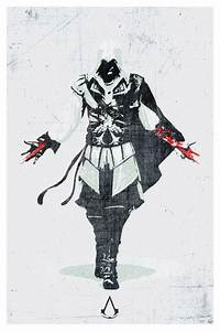 Assassins Creed Video Game Poster Print 12x18 by ...