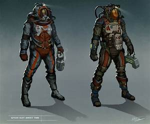 Space suit designs by anthon500 on DeviantArt