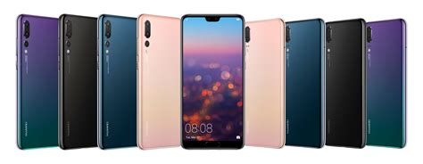 Huawei P20/P20 Pro Specifications - TalkAndroid.com
