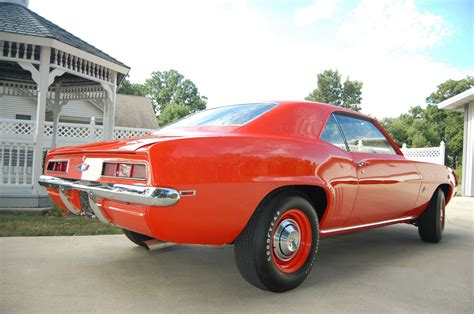 1969 Camaro Copo Zl1 For Sale In Atwood, Illinois, United