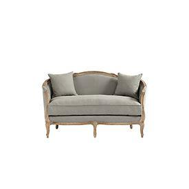 Hudson Settee by Hudson Upholstered Settee
