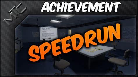 stanley parable achievement speed run youtube
