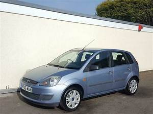 2006 Ford Fiesta 1 25 Style Climate 5dr