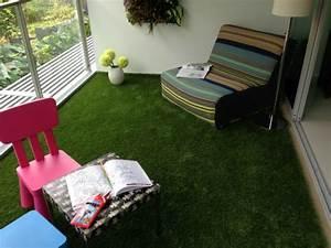 Grüner Teppich Für Balkon : balkondeko ideen f r eine bequeme und sch ne balkonatmosph re ~ Bigdaddyawards.com Haus und Dekorationen