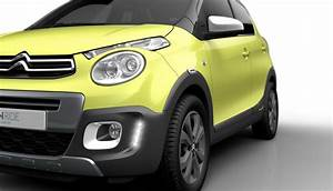 Want To See Citroen U0026 39 S New C1 Urban Ride Concept Enter