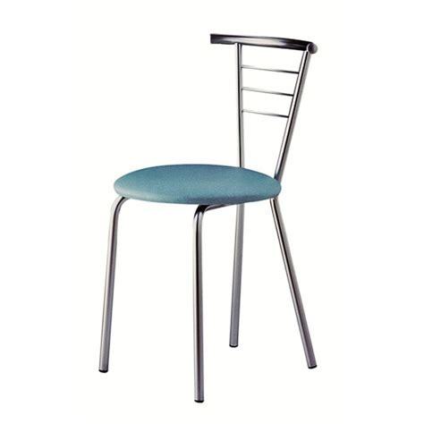 chaises de cuisine but chaise de cuisine en métal flore