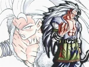 Super Saiyan 5 - Dragon Ball Updates Wiki