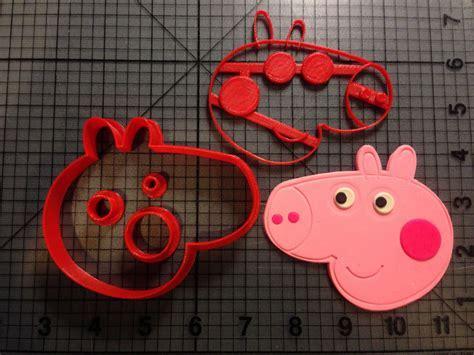 Peppa Pig   George Cookie Cutter Set   eBay