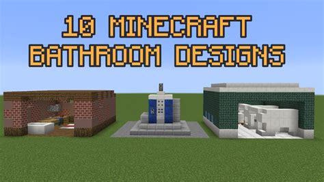 Minecraft Bathroom Ideas by Fresh Minecraft Bathroom Ideas Bathroom Ideas Designs