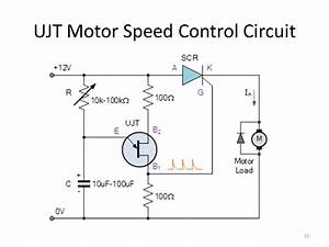 scr motor speed control circuit impremedianet With dc motor speed controller project