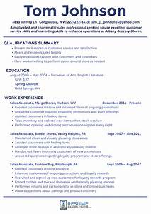 Best Free Resume Templates 2018 to Use