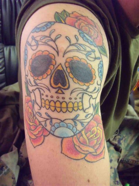 Tattoos 99 Sugar Skull Tattoo