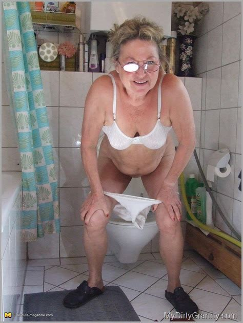 Retired Slut Interview In The Morning At Her Restroom Mydirtygranny