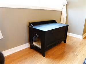 cat box diy cat litter box furniture alewood furniture co