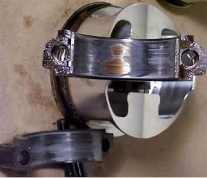 Strange Rod Bearing Wear Pattern - Ls1tech