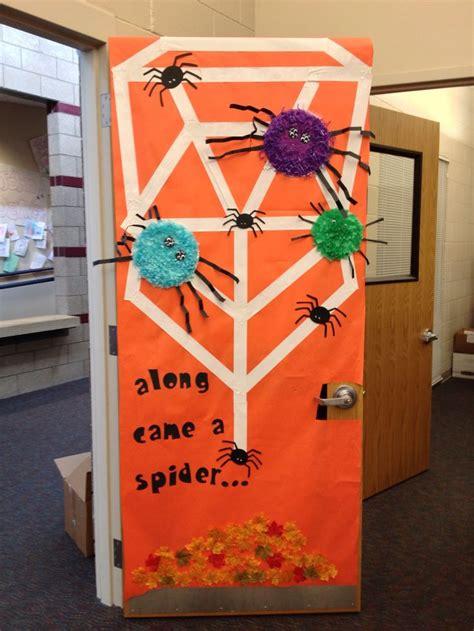 images  halloween teacher doors  trick