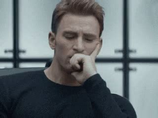 steverogers lonely gif steverogers lonely discover