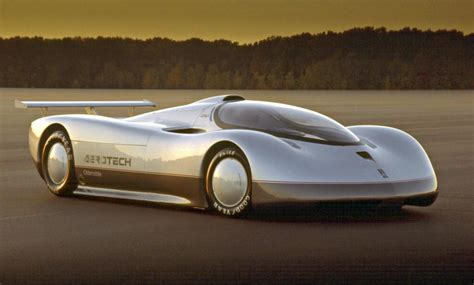 1987 Oldsmobile Aerotech - Concepts