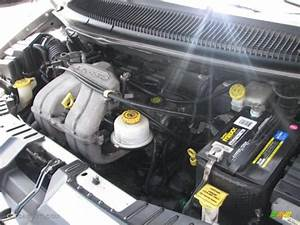2004 Dodge Caravan Se 2 4 Liter Dohc 16