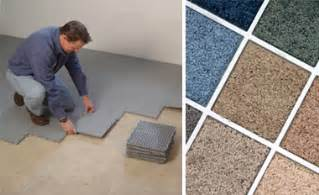 Thermaldry Basement Floor Tiles by Waterproof Basement Floor Matting Installed In York