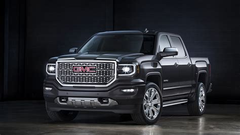2016 Gmc Sierra Denali Wallpaper