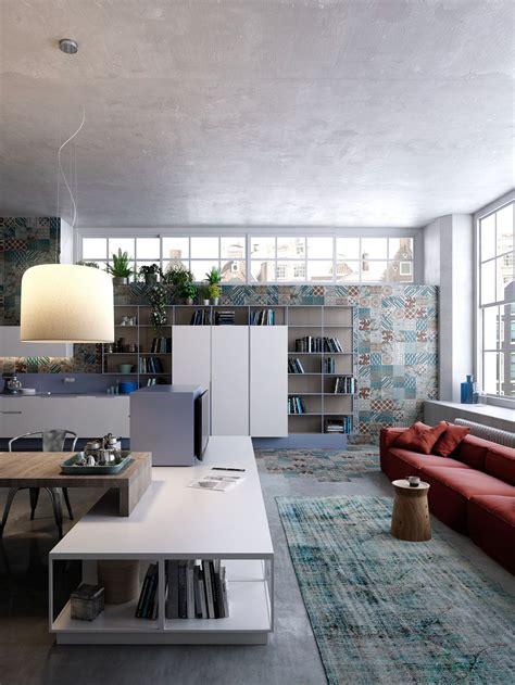 inspirational loft interiors