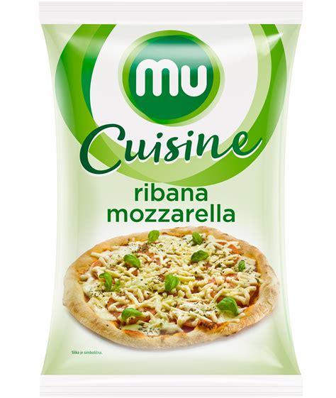 mu cuisine mozzarella pizza ljubljanske mlekarne