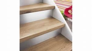 Marche D Escalier En Chene : kit de marche r novation d 39 escalier ch ne clair escalier renovation escalier bois ~ Melissatoandfro.com Idées de Décoration