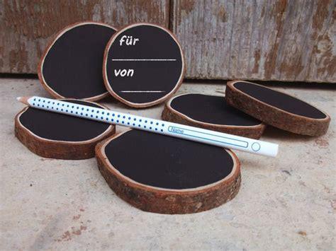 Tafellack Auf Holz by Holzscheiben Mit Tafellack Handarbeit Basteln