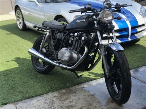 1981 suzuki gs450 cafe racer custom cafe racer motorcycles for sale