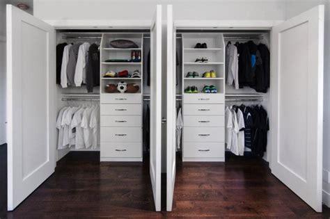 double reach  closets  saratoga traditional closet